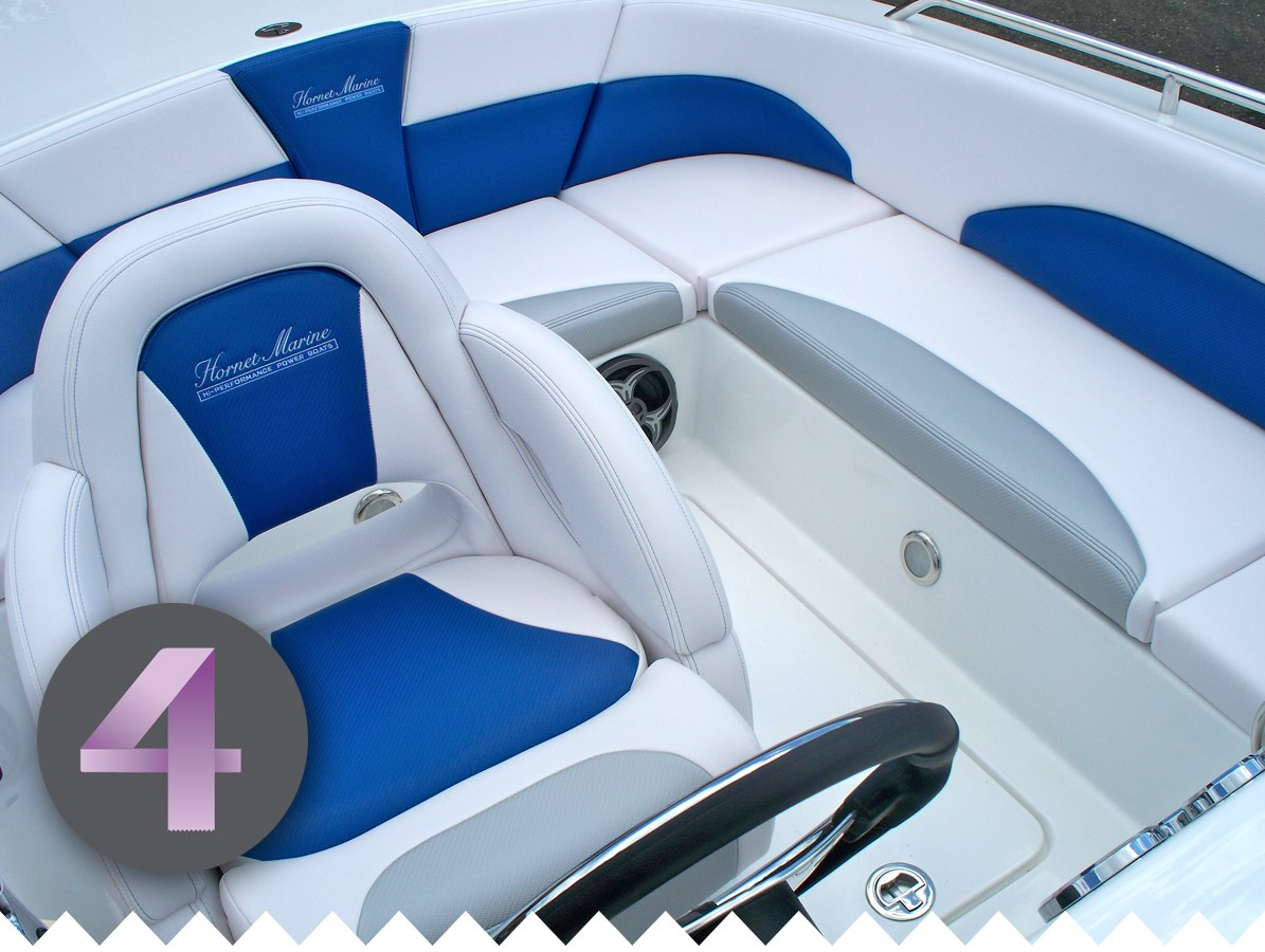 Boat and Cabin Upholstery Services